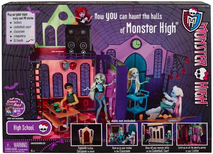 monster schule