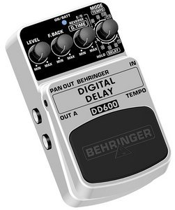 Behringer DD600 Digital Delay -- © Copyright 200x, Behringer International GmbH