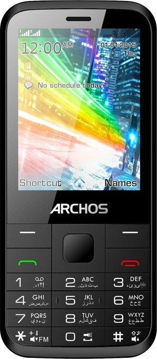 Archos F28 schwarz