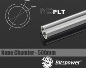 Bitspower HardTube PETG Rohr, 50cm, 14/11mm, klar (BP-NCPLT14-L500)