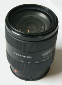 Sony 16-105mm 3.5-5.6 DT schwarz (SAL-16105)
