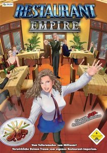 Restaurant Empire (niemiecki) (PC)