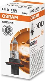Osram Original H13 60W, 1-pack folding box (9008)