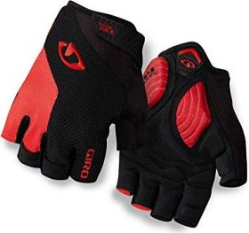 Giro Strade Dure SG Fahrradhandschuhe black/bright red (230068)