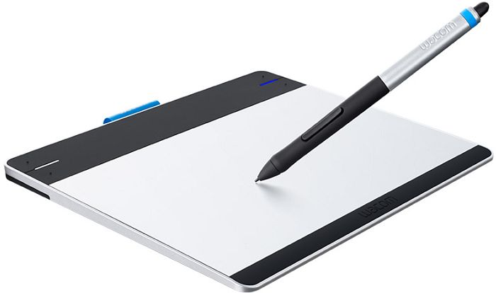 Wacom Intuos Pen & Touch S, wireless (CTH-480S)