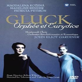 Christoph Willibald Gluck - Orpheus & Euridice (DVD)
