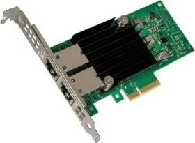 Intel X550-T2, 2x RJ-45, PCIe 3.0 x4, bulk (X550T2BLK)