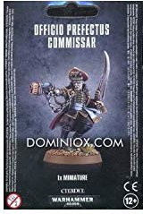 Games Workshop Warhammer 40.000 - Astra Militarum - Officio Prefectus Commissar (99070105001)