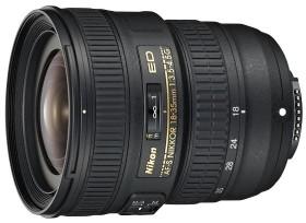 Nikon AF-S 18-35mm 3.5-4.5G ED black (JAA818DA)