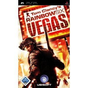 Rainbow Six - Vegas (deutsch) (PSP)