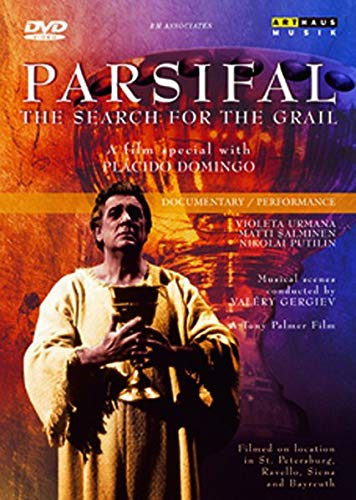 Richard Wagner - Parsifal -- via Amazon Partnerprogramm