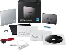 Samsung SSD 840 EVO - Desktop Upgrade Kit - 120GB, SATA (MZ-7TE120KW)