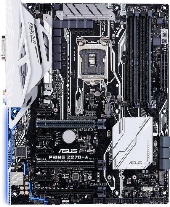 ASUS Prime Z270-A (90MB0RU0-M0EAY0)