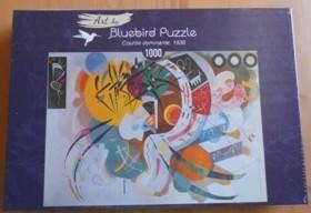 Bluebird Puzzle Kandinsky - Courbe dominante, 1936 (60110)