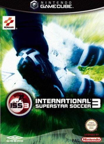 International Superstar Soccer 3 (niemiecki) (GC) -- via Amazon Partnerprogramm