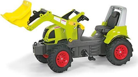 Rolly toys rollyfarmtrac premium claas arion trettraktor mit