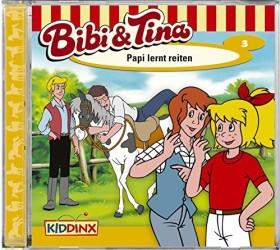 Bibi und Tina Folge 3 - Papi lernt reiten