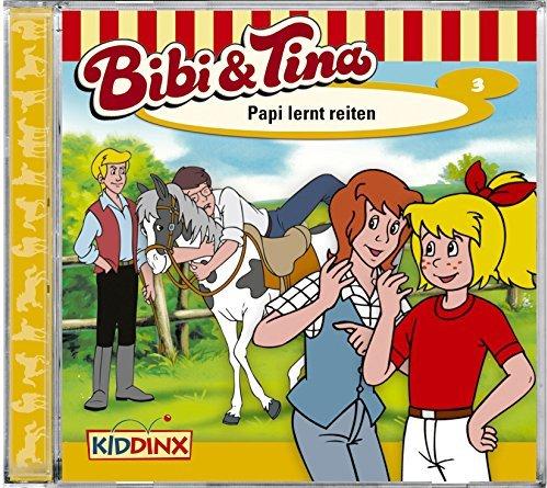 Bibi und Tina Folge 3 - Papi lernt reiten -- via Amazon Partnerprogramm