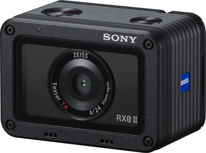 Sony Cyber-shot DSC-RX0 II schwarz (DSC-RX0M2)