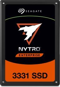 Seagate Nytro 3031-Series - 1DWPD 3331 Scaled Endurance 7.68TB, SED, SAS (XS7680SE70014)
