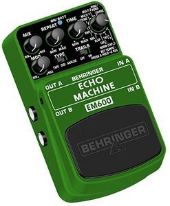 Behringer EM600 echo Machine -- © Copyright 200x, Behringer International GmbH