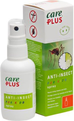 Care Plus Anti-Insect sensitive for Kids spray 60ml