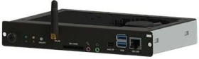 NEC Slot-In OPS Digital Signage Player, Core i3-4100E, 4GB RAM, 32GB SSD, WLAN, WS7E (100013902)