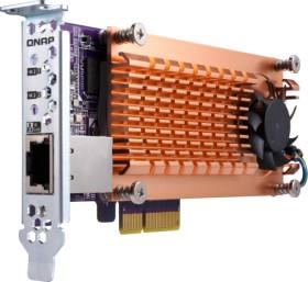 QNAP QM2-2P10G1TA, 1x RJ-45, PCIe 2.0 x4