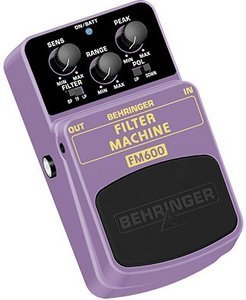 Behringer FM600 Filter Machine -- © Copyright 200x, Behringer International GmbH