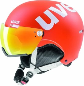 UVEX Hlmt 500 Visor Helm orange matt (566213-800)