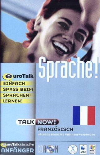 Eurotalk: Talk Now Anfänger - Französisch (deutsch) (PC/MAC) -- via Amazon Partnerprogramm