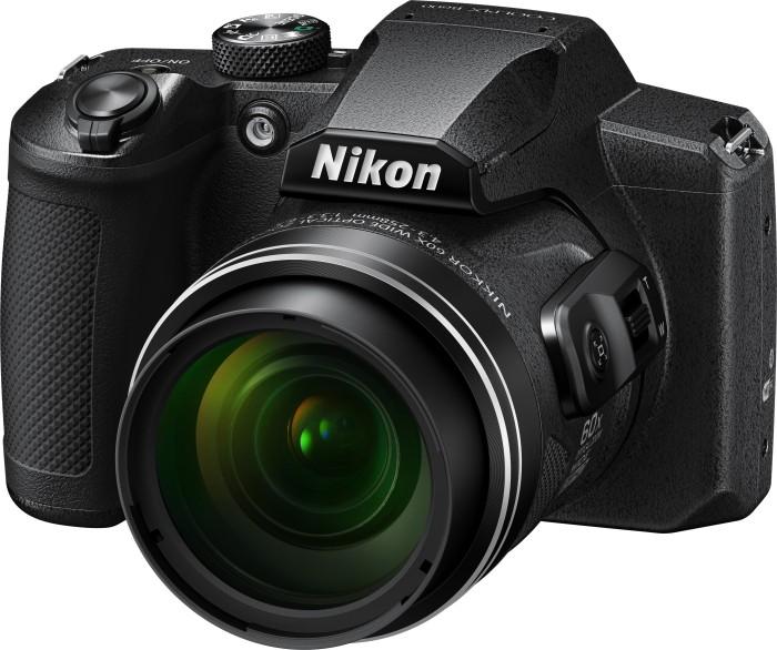 Nikon Coolpix B600 schwarz (VQA090EA)
