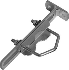A.S. SAT mast clamp universal 38-60mm variante 1 (46101)
