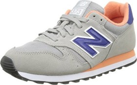 New Balance 373 grau/blau/orange (Damen) (WL373GPP)