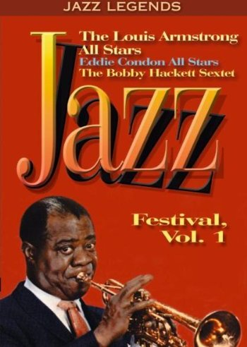 Louis Armstrong - Jazz Festival Vol. 1 -- via Amazon Partnerprogramm