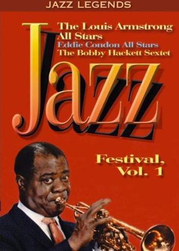 Louis Armstrong - Jazz Festival Vol. 1 -- via Amazon Partnerprogramm