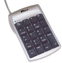 Targus Ultra mini Keypad, USB (PAUK10E)