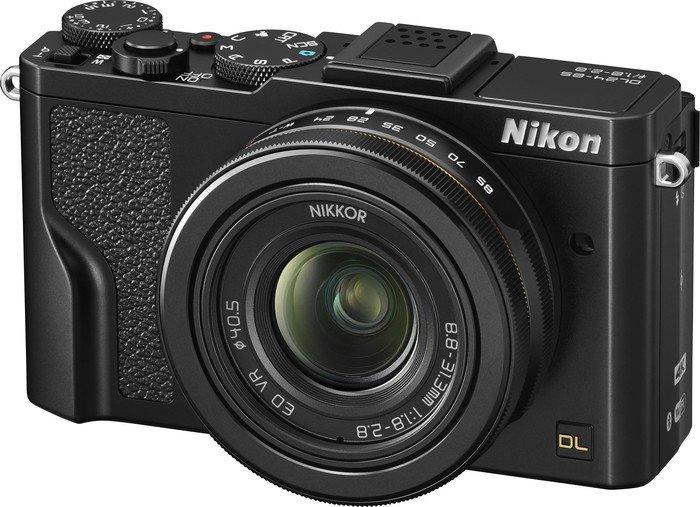 Nikon DL 24-85 F/1.8-2.8 czarny (VNA920E1)
