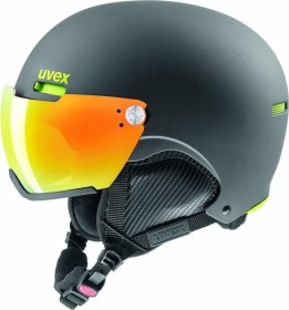UVEX Hlmt 500 Visor Helm gun/lime matt (566213-560)