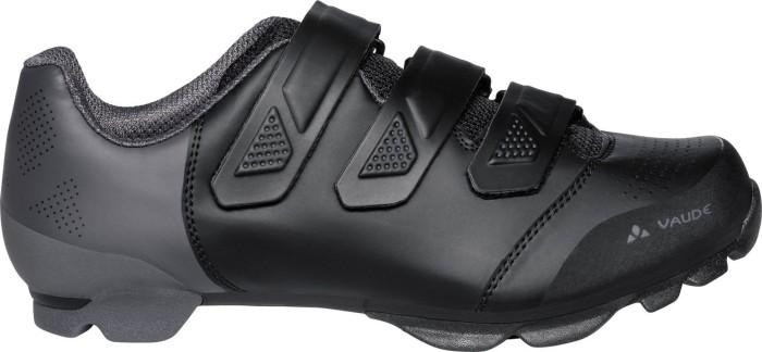 Vaude Unisex-Erwachsene MTB Snar Active Radsportschuhe, Schwarz (Black 010), 48 EU