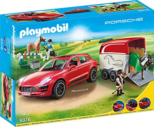 playmobil Country - Porsche Macan GTS (9376)