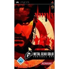 Metal Gear Solid - Portable Ops (PSP)
