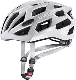 UVEX Race 7 Helm silver mat