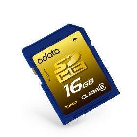 ADATA Turbo SDHC 16GB, Class 6 (SD5MY168G0)