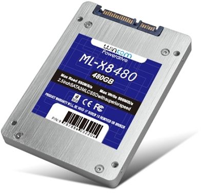 "Winkom Powerdrive ML-X8 480GB, 2.5"", SATA 6Gb/s (ML-X8480)"