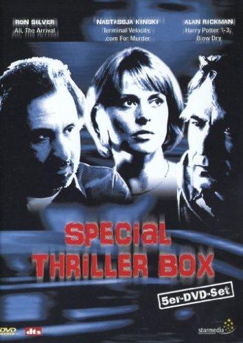 Thriller Box (verschiedene Filme) -- via Amazon Partnerprogramm