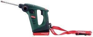 Metabo BHA 18 LTX cordless hammer drill incl. case + 2 Batteries 5.2Ah (600228650)