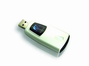 Fantec Memory Stick (MS) Cardreader, USB 2.0 (MM-CR-MSU2)