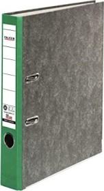 Falken Wolkenmarmor Recycling Ordner A4, 5cm, grün (80023500002)