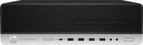 HP EliteDesk 800 G4 SFF, Core i5-8500, 8GB RAM, 2TB HDD (4QC48EA#ABD)